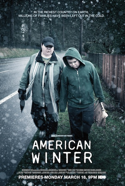 "Culture Watch: ""American Winter"" and Poverty in the United States"